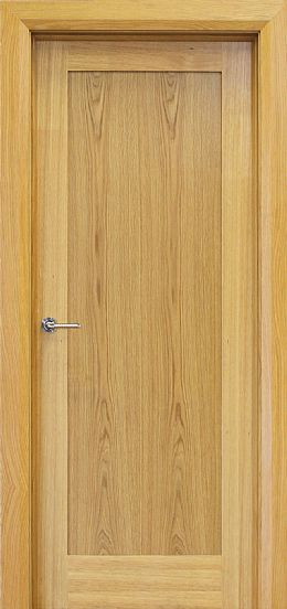 Trade Spec Shaker 1 Panel Oak Door (40mm)